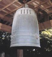 般若寺の銅鐘