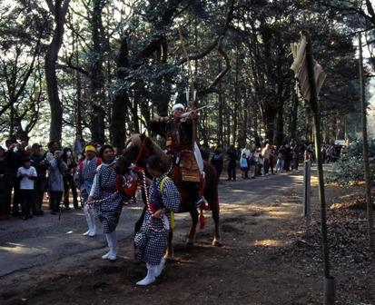 日枝神社流鏑馬祭