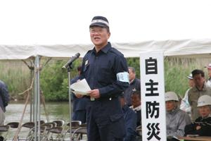 水防訓練(1)