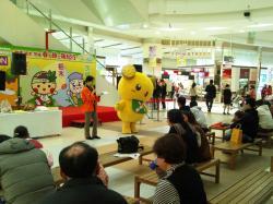 北関東道開通1周年記念物産展