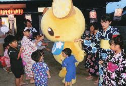 小松ケ丘町盆踊り大会