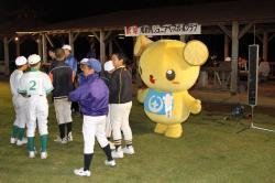 土浦市長杯軟式少年野球大会歓迎レセプション
