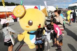 ご当地キャラクター祭in高萩