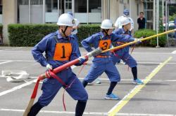 消防ポンプ操法競技大会