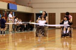 障害者スポーツ大会