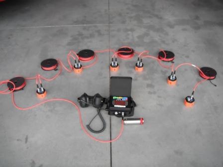 地中音響探査機