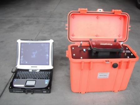 電磁波探査装置